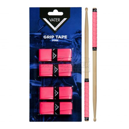Vater Accessories : Grip Tape - Pink
