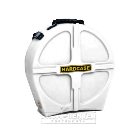 "Hardcase Snare Drum Case 14"" White"