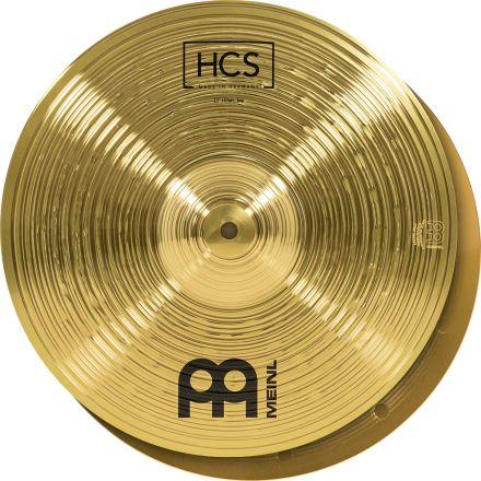 Meinl HCS Hi Hat Cymbals 13