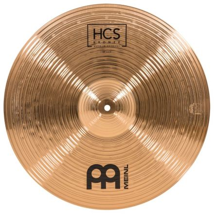 Meinl HCS Bronze Crash Cymbal 18