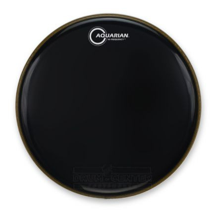 Aquarian Hi-Frequency Drumhead 13 Black