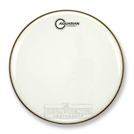 Aquarian Hi-Frequency Drumhead 10 White