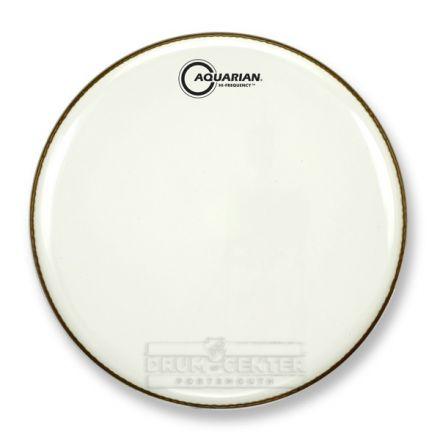 Aquarian Hi-Frequency Drumhead 14 White