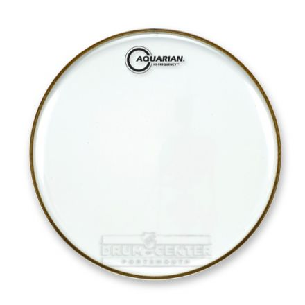Aquarian Hi-Frequency Drumhead 12