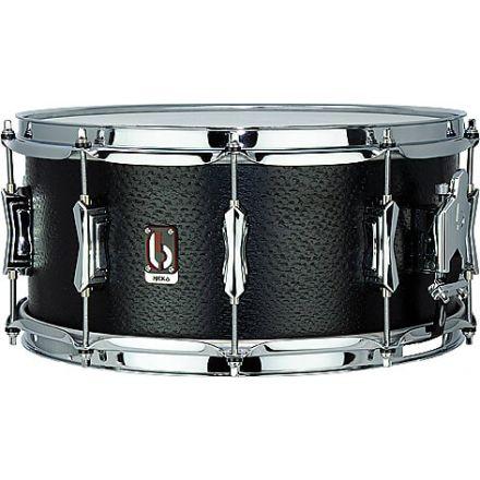 British Drum Company Nicko McBrain Signature Snare Drum 14x6.5 - The Icarus
