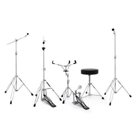 Mapex Rebel 6pc Double Braced Hardware Pack