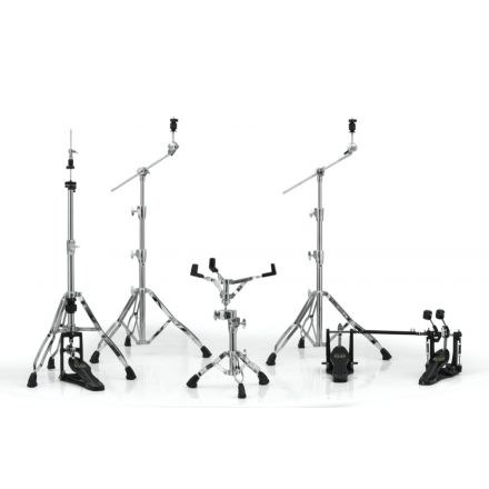 Mapex Armory Hardware Pack Chrome w/ P800TW Double Pedal
