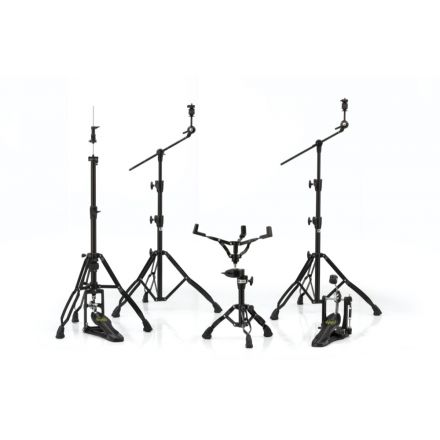 Mapex Armory Hardware Pack Black Plated w/ P800 Single Pedal