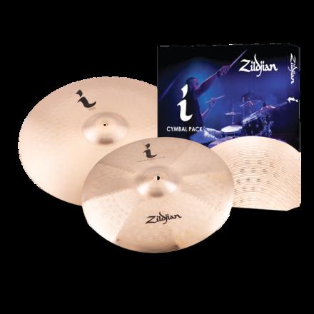 Zildjian I Family Expression Cymbal Pack 1 14TRC/17C