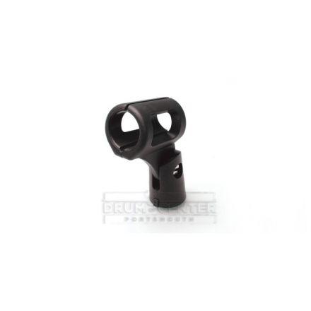 Hosa Accessories : Microphone Clip, Rubber, 22 mm