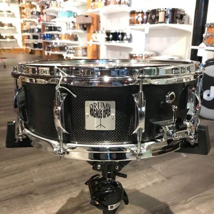 Used Magnus Opus Carbon Fiber Snare Drum 14x5.5