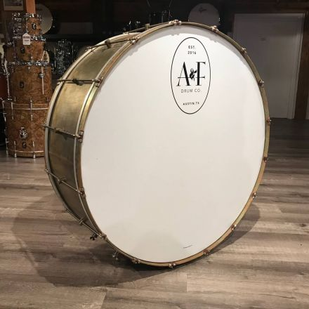 Used A&F Royal Bass Drum 40x14