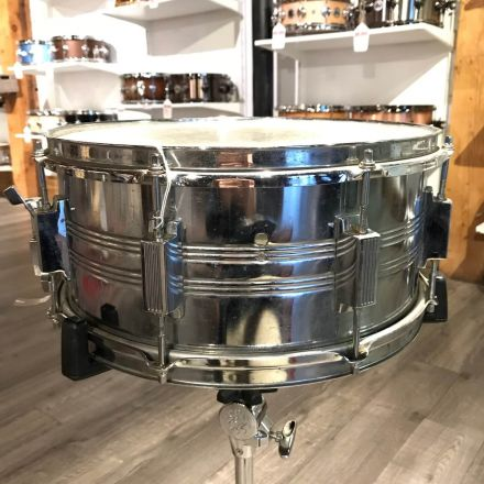 Used Misc. Metal Snare Drum 14x6.5