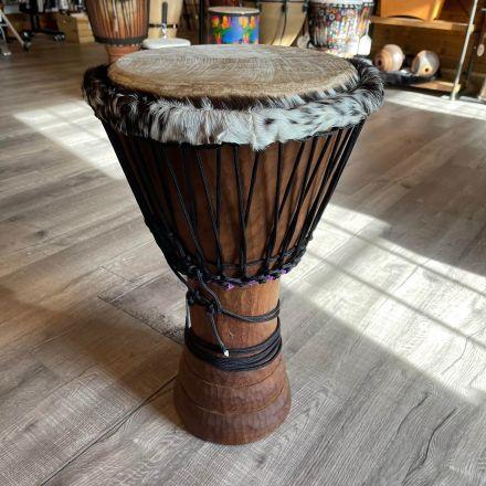Used Hand-Made Djembe