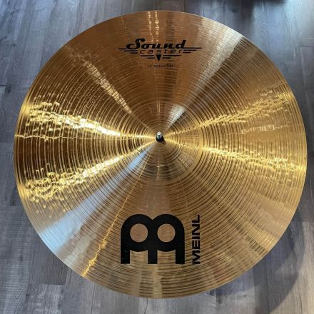 Used Meinl Soundcaster Medium Ride Cymbal 20