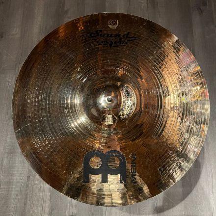 Used Meinl Soundcaster Custom Powerful Crash Cymbal 20