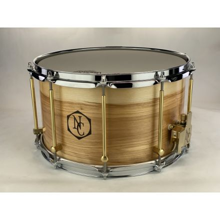 Noble And Cooley Solid Ply Birch Snare Drum 14x8
