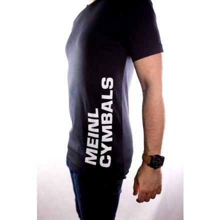 Meinl Cymbals T-shirt - Black - Large