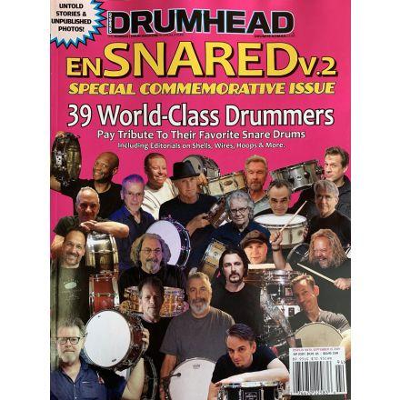 "Drumhead Magazine ""Ensnared"" Volume 2"
