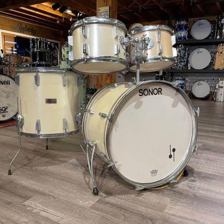 Used Sonor Champion 4pc Drum Set