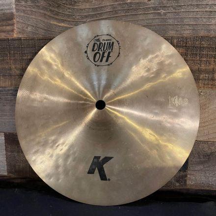 Used Zildjian K Splash Cymbal 10