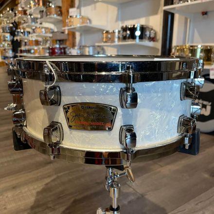 Used Yamaha John JR Robinson Custom Model 14x5.5 Snare Drum MIJ #0075
