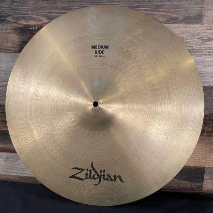 Used Zildjian A Medium Ride Cymbal 20