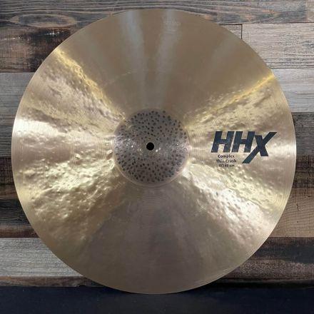Sabian HHX Complex Thin Crash Cymbal 19 DEMO MODEL