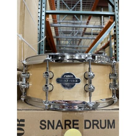 Sonor Select Force Snare Drum - 14x5.5 - Natural Maple - Blowout Deal!