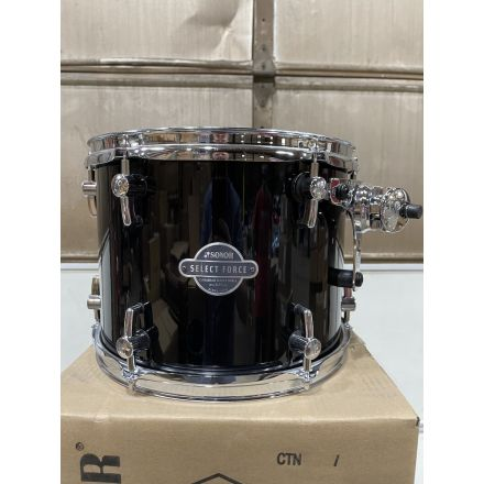 Sonor Select Force Rack Tom - 12x9 - Piano Black - Blowout Deal!