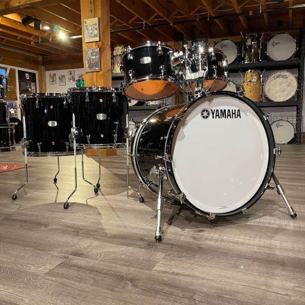 Yamaha Absolute Hybrid 5pc Drum Set - Solid Black