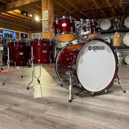 Yamaha Absolute Hybrid 5pc Drum Set - Classic Walnut - 22/10/12/14/16