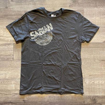 Sabian Distressed T-Shirt - L