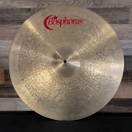Used Bosphorus New Orleans Ride Cymbal 22