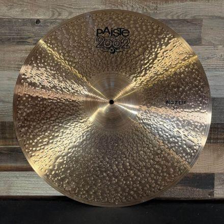 Used Paiste 2002 Big Beat Multi Cymbal 22