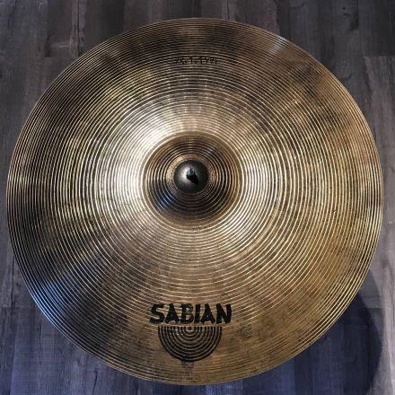 Used Sabian HHX Prototype Ride Cymbal 21