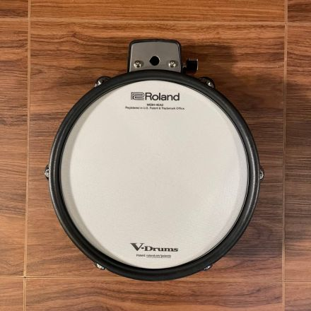 Used Roland PDX-100 Dual Zone Electronic Mesh Drum Pad 10