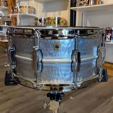 Ludwig Acrophonic Snare Drum 14x6.5 DEMO MODEL