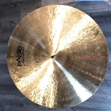 Used Paiste Masters 24 Thin Multi Cymbal