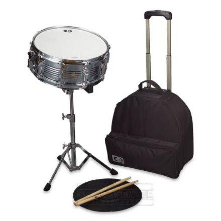 CB Deluxe Traveler Snare Drum Kit