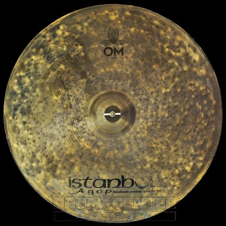 """Istanbul Agop Cindy Blackman Om Ride Cymbal 22"""""""