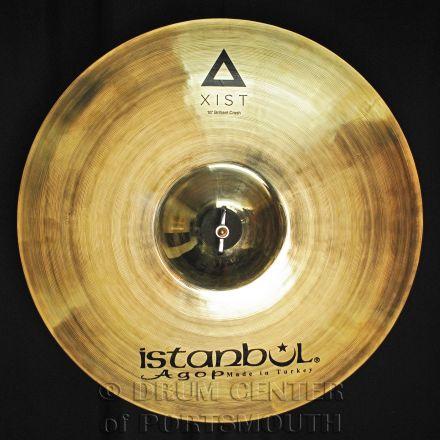 "Istanbul Agop Xist Brilliant Crash Cymbal 16"""