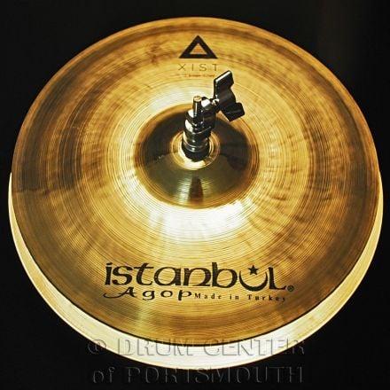 """Istanbul Agop Xist Brilliant Hi Hat Cymbals 13"""""""