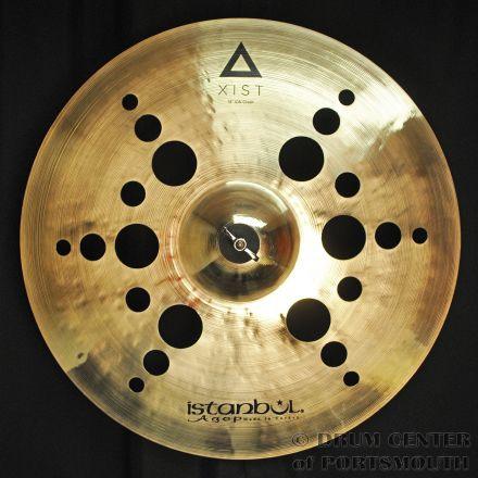 "Istanbul Agop Xist Ion Crash Cymbal 18"""