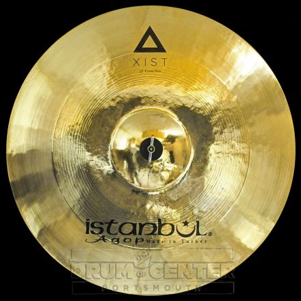 """Istanbul Agop Xist Power Ride Cymbal 20"""""""