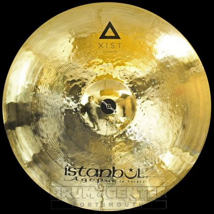 """Istanbul Agop Xist Power Ride Cymbal 22"""""""