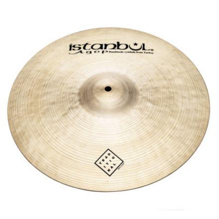 "Istanbul Agop Traditional Thin Crash Cymbal 18"""