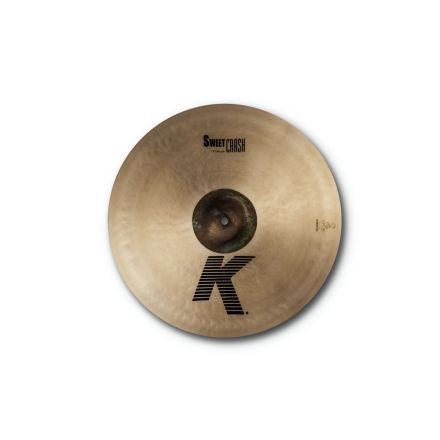 """Zildjian K Sweet Crash Cymbal 17"""""""