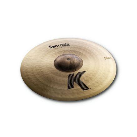 """Zildjian K Sweet Crash Cymbal 18"""""""