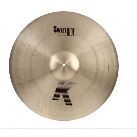 """Zildjian K Sweet Ride Cymbal 21"""""""